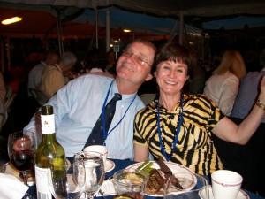 David and Linda Roscoe