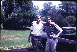 Al Weyman and Steve Huntington