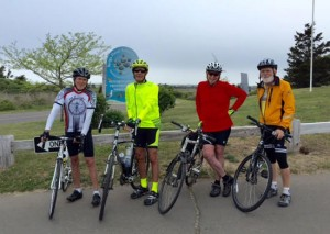 50 Miles at the 50th