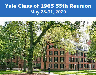 Yale 65- Our 55th!